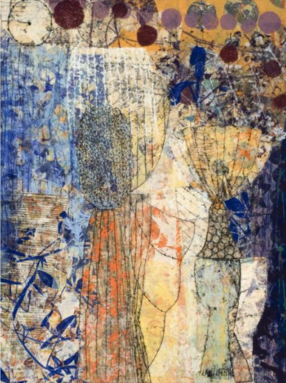 Four Paintings by Eva ... Eva Green