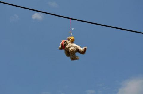 Leaving Me Hanging