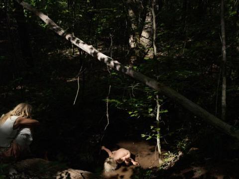 Creek, Kevin's Land, Virginia