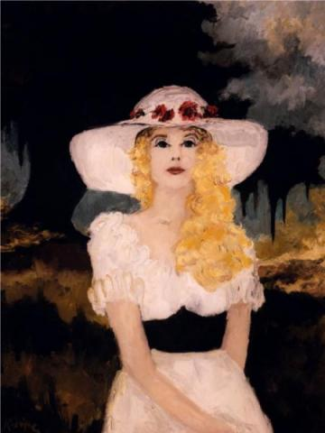 Jolie Blonde