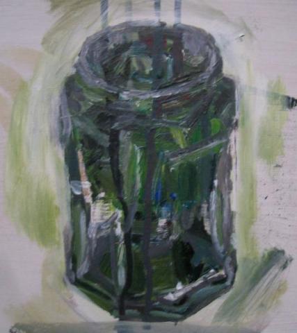Paintey Jar